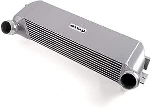 New Front Mount Aluminum Turbo Intercooler Kit For MW F20 F30 1-4 Series M2/328i/335i/428i/435i Silver