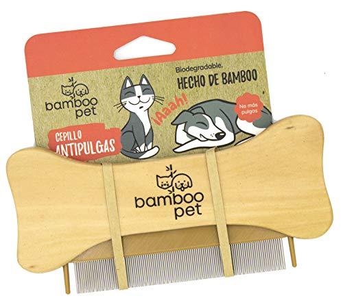 cleanguard talco antipulgas fabricante Bamboo Pet