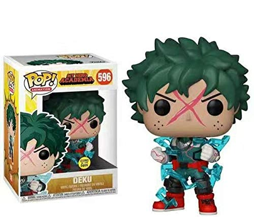 N / A Pop! My Hero Academia Midori Valley Idku Edition Limitée Modèle Pop! Figurines Décorations de Bureau Poupées Objets de Collection