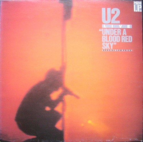 U2 - Vinyl LP Under A Blood Red Sky,EX+ (Great live album,1983) EX+