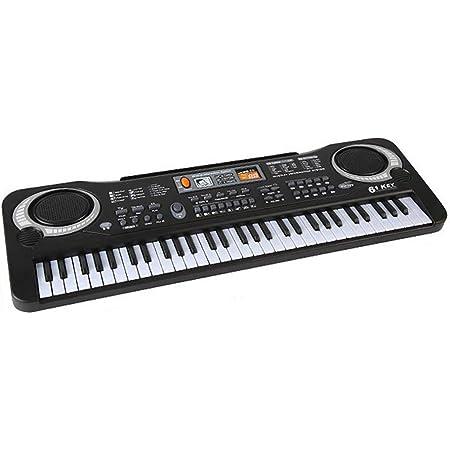 BIOBEY Teclado De Piano Digital Teclas Para Principiantes ...