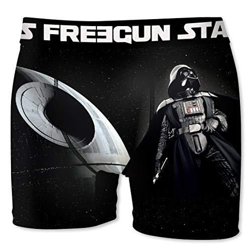 Freegun Boxershort Herren Star Wars Dark Vador (S, Dark Ana)