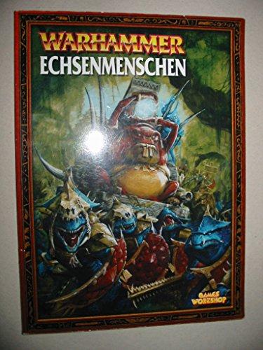 WARHAMMER - ECHSENMENSCHEN (Warhammer Armeebuch) (deutsch)Softcover - Games Workshop 2. Auflage