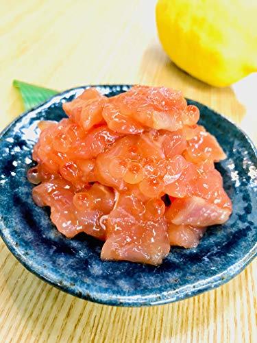 北海道産【鮭ルイベ漬け☆500g】 天然鮭といくらを特製醤油で漬け込んだ北海道の美味しさ濃厚な旨みをご堪能下さい!佐藤水産 (500g)