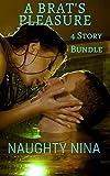 A Brats Pleasure 4 Story Bundle (English Edition)