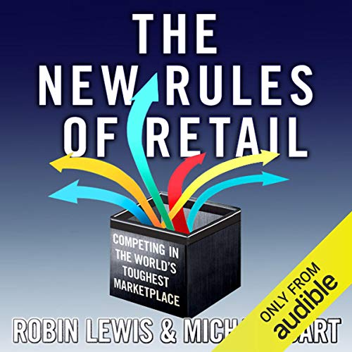 The New Rules of Retail cover art