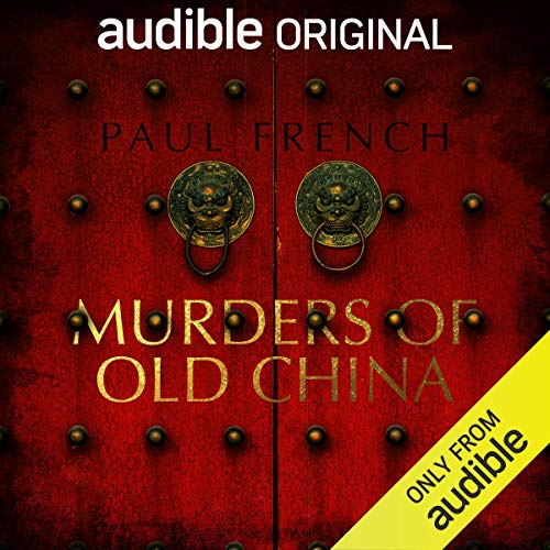 Murders of Old China cover art