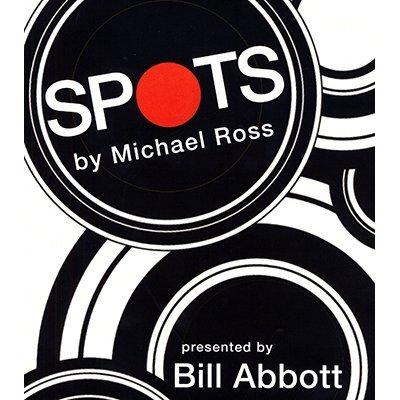 SPOTS Routine, Script & DVD by Bill Abbott - Trick