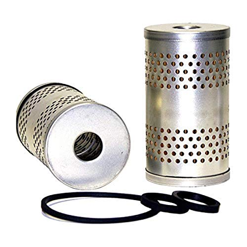 WIX Filters - 51188 Heavy Duty Cartridge Fuel Metal Canister, Pack of 1