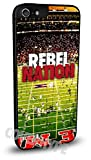 Ole Miss Rebels Cell Phone Hard Plastic Case for iPhone 5/5s