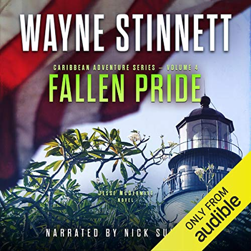 Fallen Pride audiobook cover art