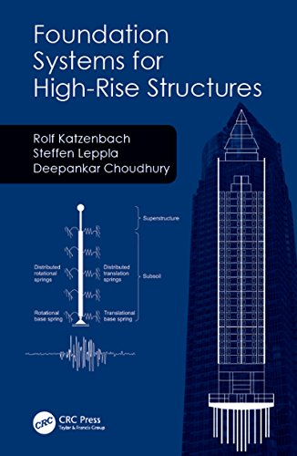Foundation Systems for High-Rise Structures (English Edition)