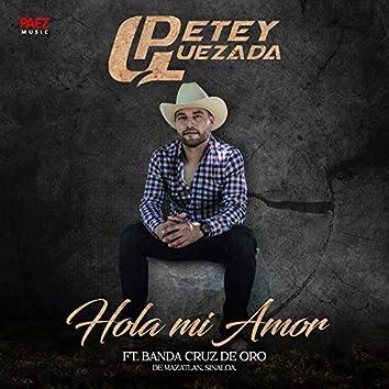 Hola Mi Amor (feat. Banda Cruz De Oro)