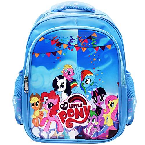 ZSWQ Unicornio Mochila Escolar Unicornio mochila de viaje,Mochila Ligera para Niños para Estudiantes de Primaria Infantil para Colegio Viajes, Regalos para Niñas y Adolescentes