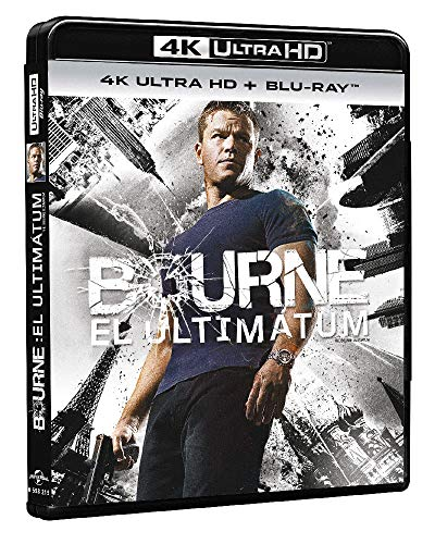 Bourne: El Ultimatum 4K [Blu-ray]