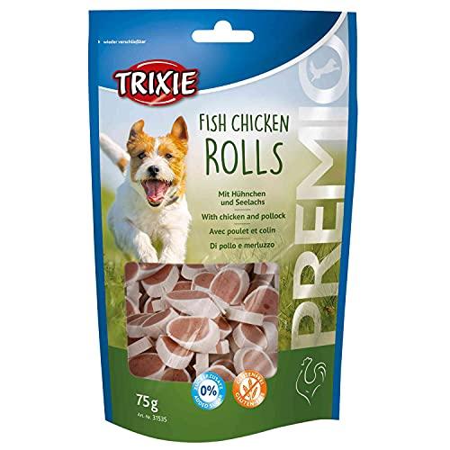 Trixie TX-31535 Premio - Rullo per pollo, 75 g