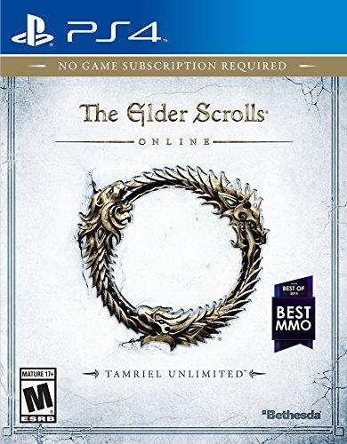 Bethesda Elder Scrolls Online, PS4