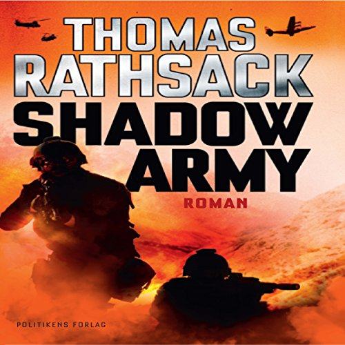 Shadow Army cover art