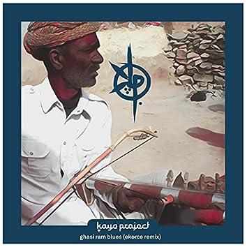 Ghasi Ram Blues (Ekorce Remix)