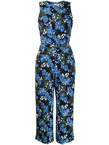 Michael Kors Luxury Fashion Damen MH98X1KDFZ973 Blau Overall | Frühling Sommer 20
