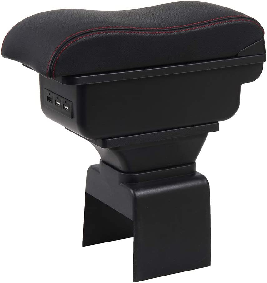 YJYWZH Armrest Box for outlet Peugeot Accessories Online limited product Storag Automotive 307