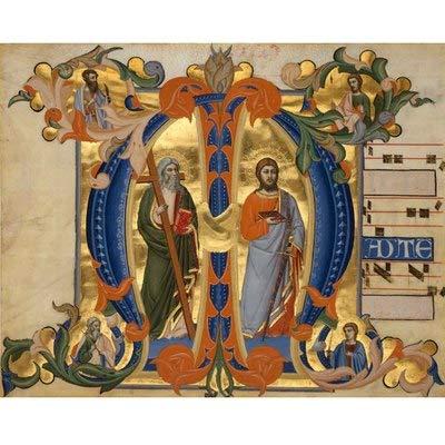 UtopiaShi Galerie d'art Peinture Peinture à l'huile Salon décoration Murale Peinture Feng Shui Peinture James et Andrew 60-47