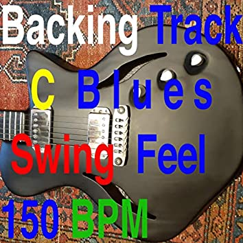 Backing Track C Blues Swing Feel