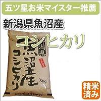 新潟県魚沼産「コシヒカリ こしひかり」5kg