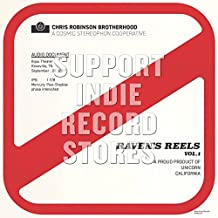 Chris Robinson Brotherhood- Raven's Reels: Knoxville -RSD18