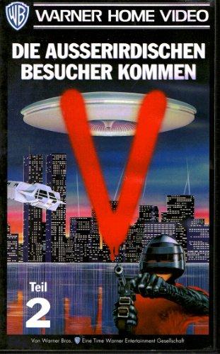 V - Die außerirdischen Besucher kommen - Teil 2 [VHS]