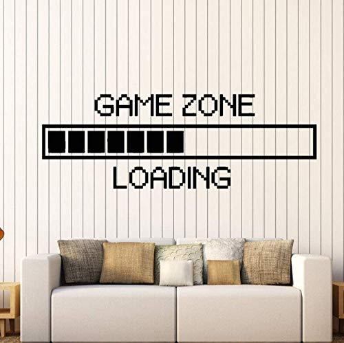 Creative manette autocollants muraux pour Gaming Room cafés Internet Art Autocollants Murales