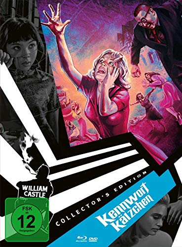 Kennwort Kätzchen (William Castle Collection #3) (+ DVD) [Blu-ray]