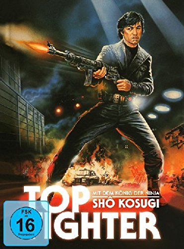 Top Fighter - Mediabook (+ DVD) [Blu-ray] [Limited Collector's Edition]