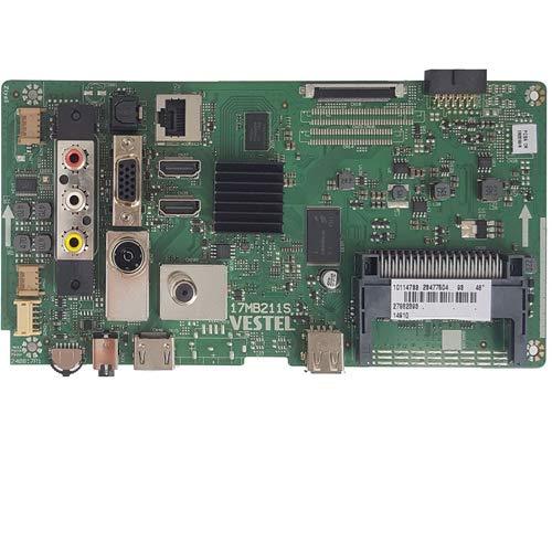 Mainboard 17MB211S VESTEL, Toshiba 43L3863DG