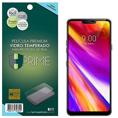 Pelicula de Vidro Temperado 9h para LG G7 ThinQ, Hprime, Película Protetora de Tela para Celular, Transparente