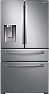 Samsung Fingerprint Resistant Stainless Steel French Door Refrigerator