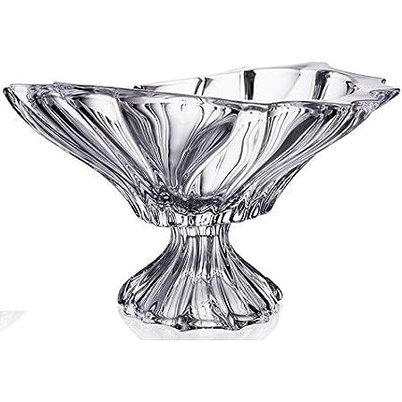 Elegante l/ámpara de mesa con forma de coraz/ón de cristal cromado Dixun ideal para dormitorio luz blanca c/álida o fr/ía Contempor/ánea Cold White