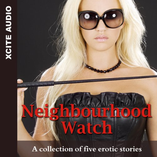 Neighbourhood Watch audiobook cover art