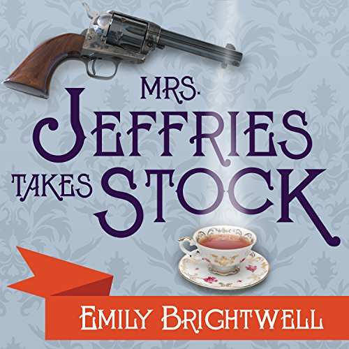 Mrs. Jeffries Takes Stock Audiobook By Emily Brightwell cover art