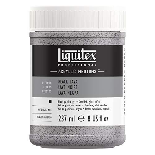 Liquitex Professional - Pasta de lava negra (237 ml)