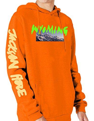 Ulterior Clothing Wyoming Jackson Hole Hoodie