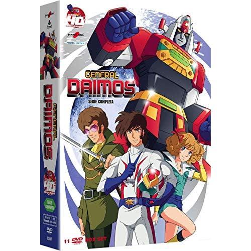 General Daimos (11 DVD)