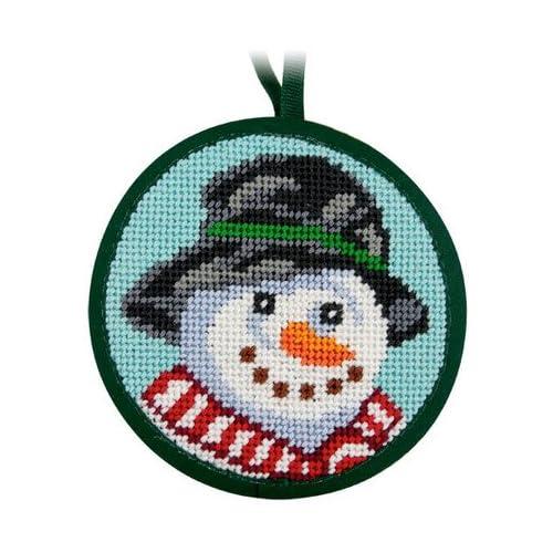 Needlepoint Christmas Ornaments Amazon Com