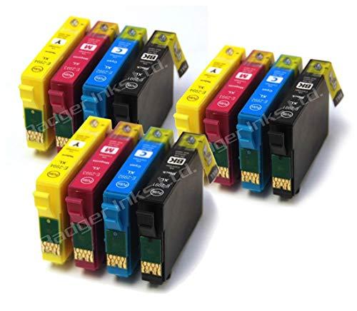 T2991 T2992 T2993 T2994 x3 juegos completos de cartuchos de tinta no OEM de repuesto para 29XL Strawberry Series