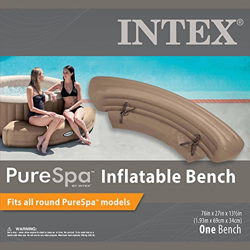 Intex PureSpa Inflatable Bench for 28403 / 28404