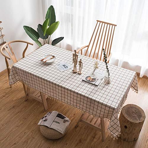 MEICHENG-DZ Erfrischendes Polyester Tischdecke Land-Art-Kind Druck Multifunktionsrechteckige Tischdecke Tischdecke Home Küchendekoration einfach (Color : B, Specification : 60 * 60cm)