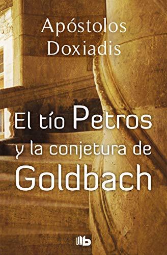 TIO PETROS Y LA CONJETURA DE GOLDBACH,EL (BEST SELLER ZETA BOLSILLO) - 9788496546561