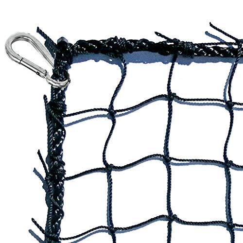 #18 Twisted Knotted Nylon Backstop, 10