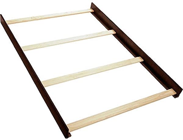 Full Size Conversion Kit Bed Rails For Baby Cache Cribs Espresso