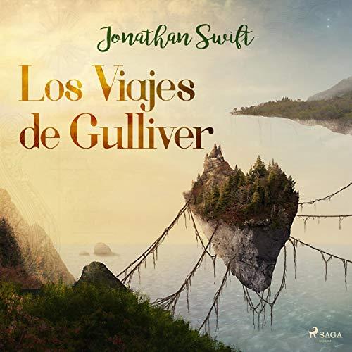 Los Viajes de Gulliver audiobook cover art